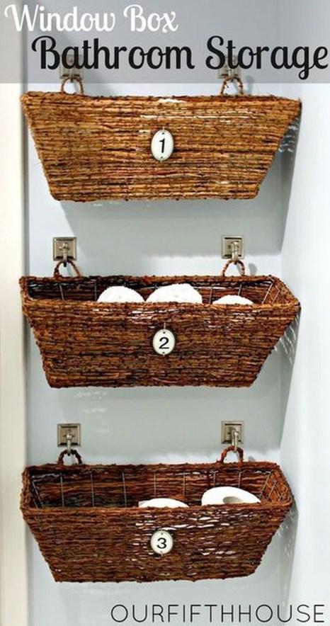 Amazing Small Rv Bathroom Toilet Remodel Ideas 37