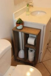 Amazing Small Rv Bathroom Toilet Remodel Ideas 39