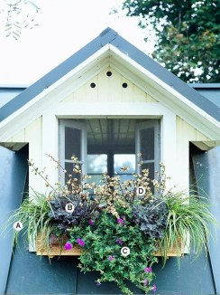 Amazing Windows Flower Boxes Design Ideas Must See25