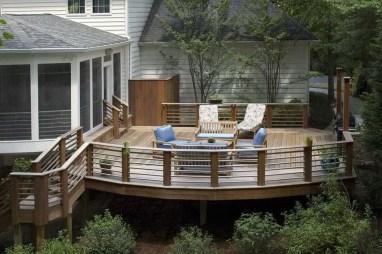 Amazing Wooden Porch Ideas33