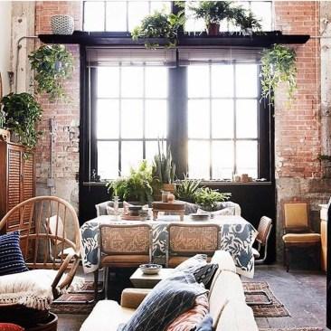 Artistic Vintage Brick Wall Design Home Interior03