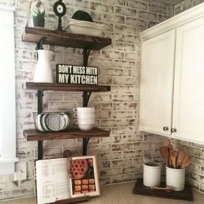 Artistic Vintage Brick Wall Design Home Interior05