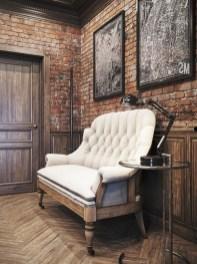 Artistic Vintage Brick Wall Design Home Interior08
