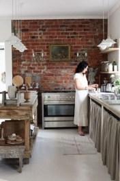 Artistic Vintage Brick Wall Design Home Interior10