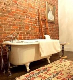 Artistic Vintage Brick Wall Design Home Interior17