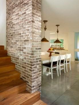 Artistic Vintage Brick Wall Design Home Interior33