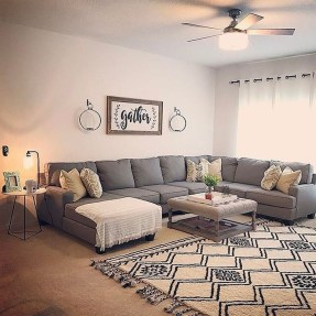 Awesome Cozy Sofa In Livingroom Ideas26