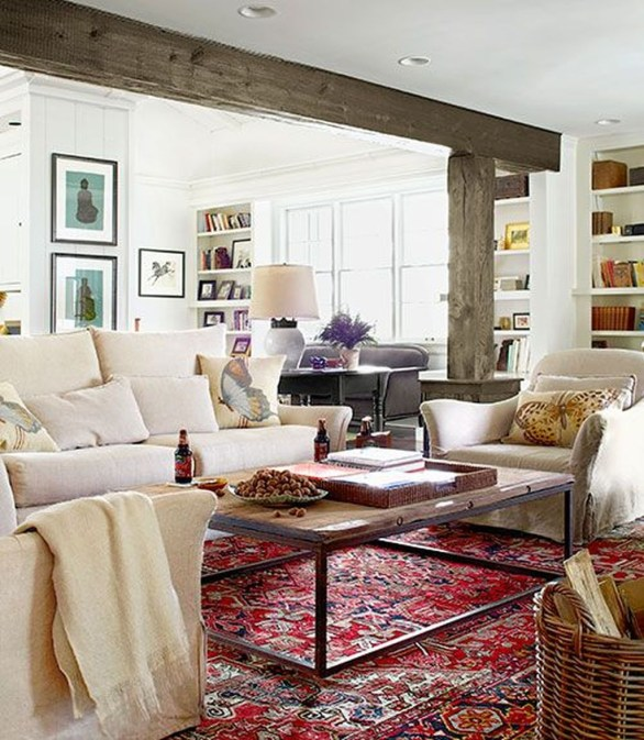 Awesome Cozy Sofa In Livingroom Ideas33