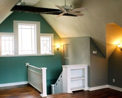 Awesome Traditional Attic You Can Try28
