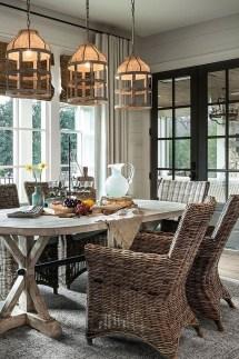 Elegant Dining Room Design Decorations07