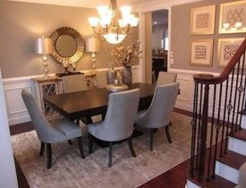 Elegant Dining Room Design Decorations21