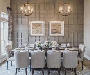 Elegant Dining Room Design Decorations22