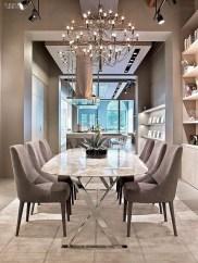 Elegant Dining Room Design Decorations24