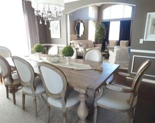 Elegant Dining Room Design Decorations36