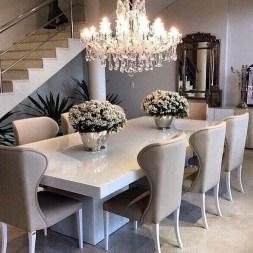 Elegant Dining Room Design Decorations38