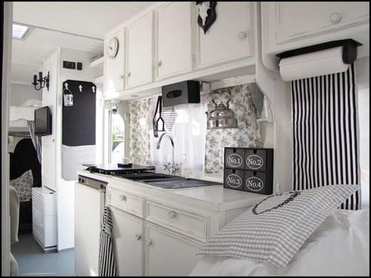 Fantastic Rv Camper Interior Ideas03