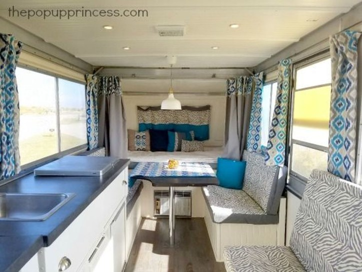 Fantastic Rv Camper Interior Ideas07