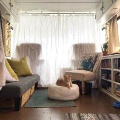Fantastic Rv Camper Interior Ideas16