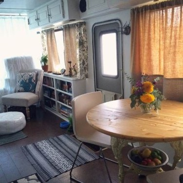 Fantastic Rv Camper Interior Ideas19