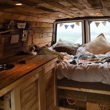Fantastic Rv Camper Interior Ideas20