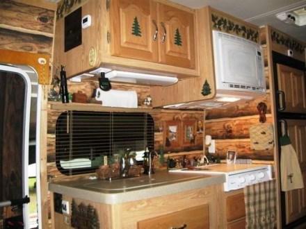 Fantastic Rv Camper Interior Ideas21