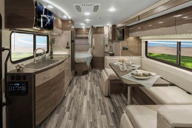 Fantastic Rv Camper Interior Ideas29