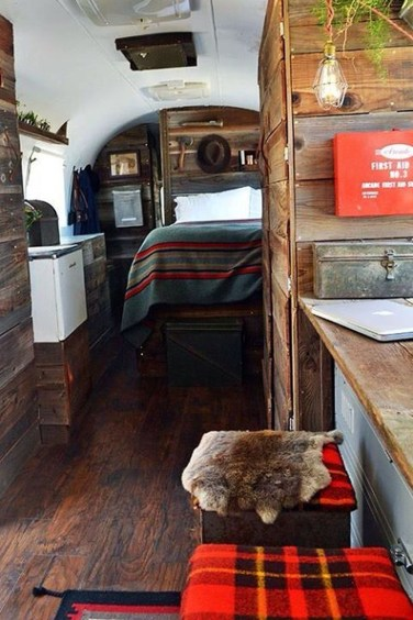 Fantastic Rv Camper Interior Ideas45