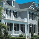 Ideas To Make Your Home Look Elegant With Vinyl Siding Color22