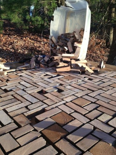 Inspire Ideas To Make Bricks Blocks Look Awesome In Your Home24
