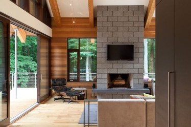 Inspire Ideas To Make Bricks Blocks Look Awesome In Your Home25