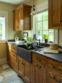 Inspiring Farmhouse Style Kitchen Cabinets Design Ideas32