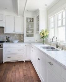 Inspiring Farmhouse Style Kitchen Cabinets Design Ideas34