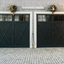 Inspiring Home Garage Door Design Ideas Must See10