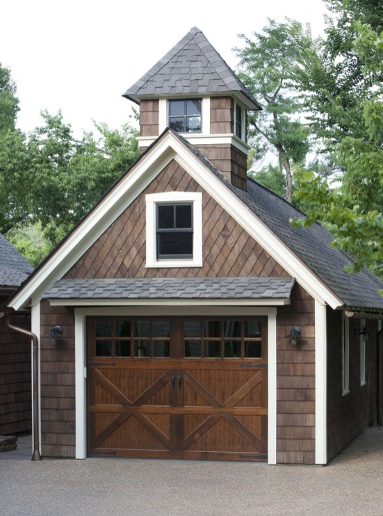 Inspiring Home Garage Door Design Ideas Must See12