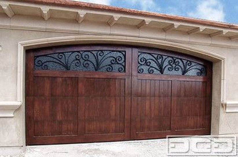 Inspiring Home Garage Door Design Ideas Must See21