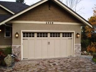 Inspiring Home Garage Door Design Ideas Must See22