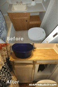 Inspiring Rv Bathroom Makeover Design Ideas03