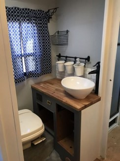 Inspiring Rv Bathroom Makeover Design Ideas22