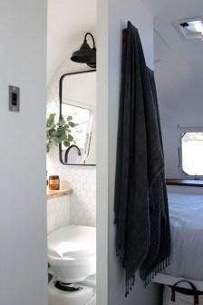 Inspiring Rv Bathroom Makeover Design Ideas39