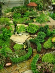 Stunning Fairy Garden Miniatures Project Ideas25