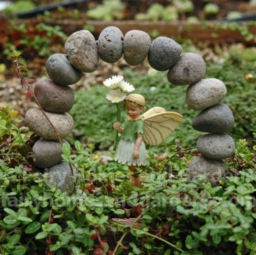 Stunning Fairy Garden Miniatures Project Ideas46