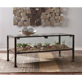 Amazing Aquarium Feature Coffee Table Design Ideas05