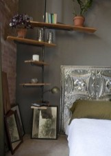 Amazing Diy Floating Wall Corner Shelves Ideas13