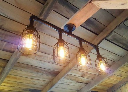 Amazing Rustic Wooden Ceiling Design Wooden Ideas20