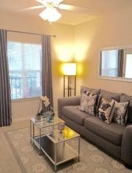 Amazing Small Apartment Living Room 01