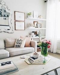 Amazing Small Apartment Living Room 03