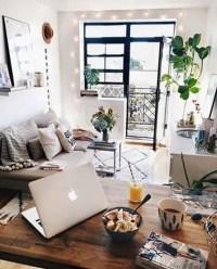 Amazing Small Apartment Living Room 05