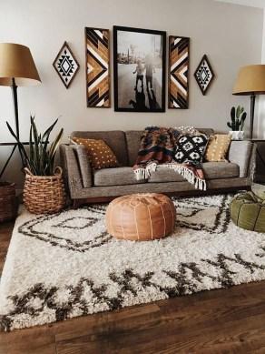 Amazing Small Apartment Living Room 09