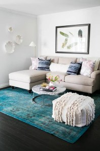 Amazing Small Apartment Living Room 12
