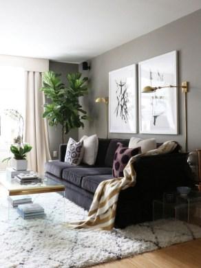 Amazing Small Apartment Living Room 18